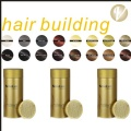 Hair Thickening fibers display, promote